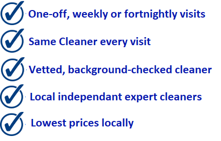 Cleaning Company Checklist